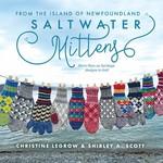 Saltwater Mittens - Legrow & Scott - Knitting Mittens Patterns