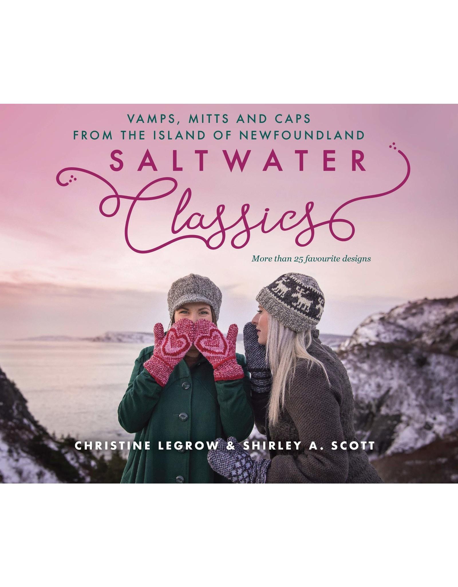 Saltwater Classics - Legrow & Scott - Knitting Patterns