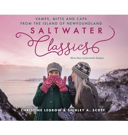 Saltwater Classics - Legrow & Scott - Knitting Patterns