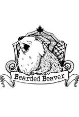 Bearded Beaver Lip balm - Unscented