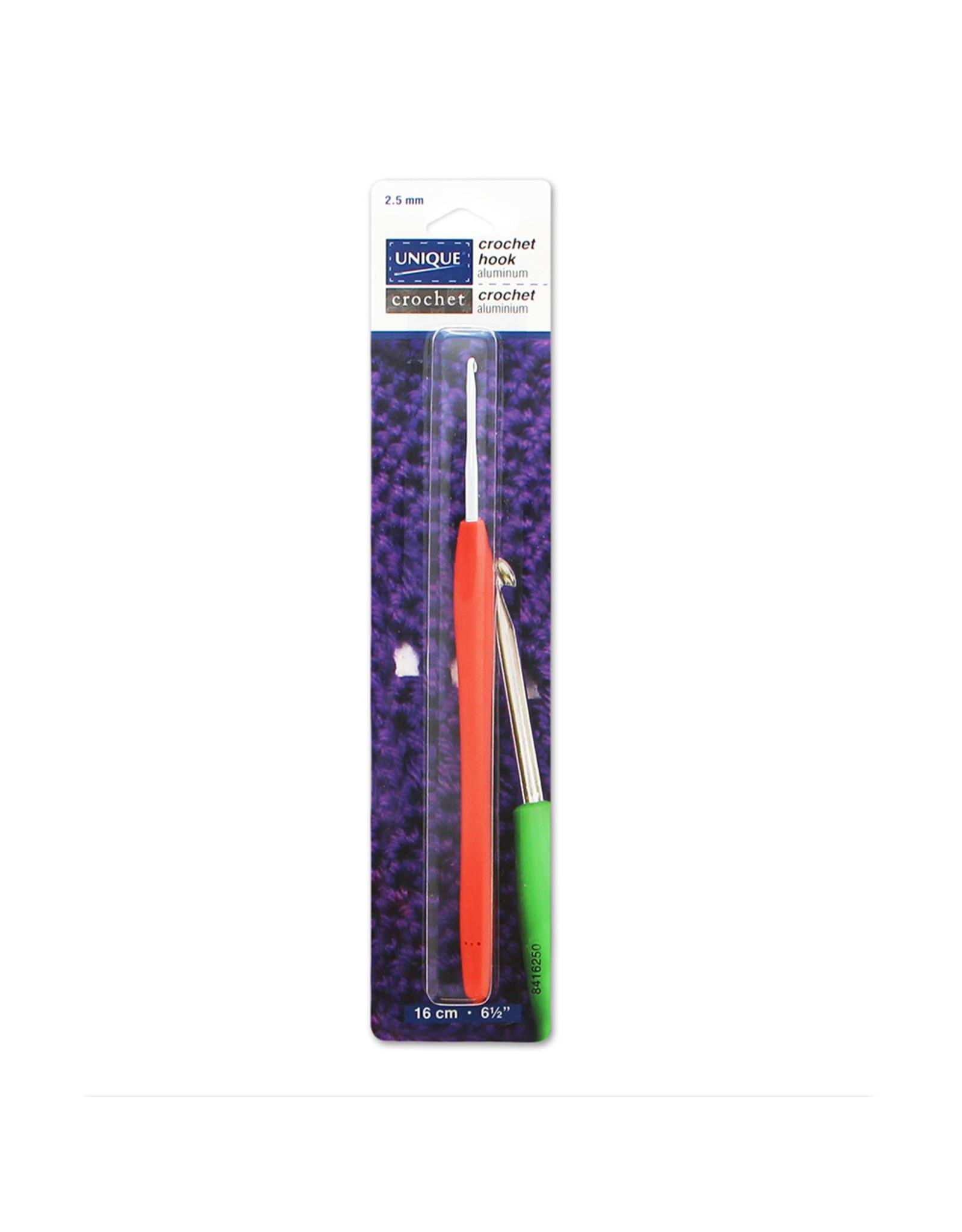 Unique Crochet à manche en silicone (14cm)