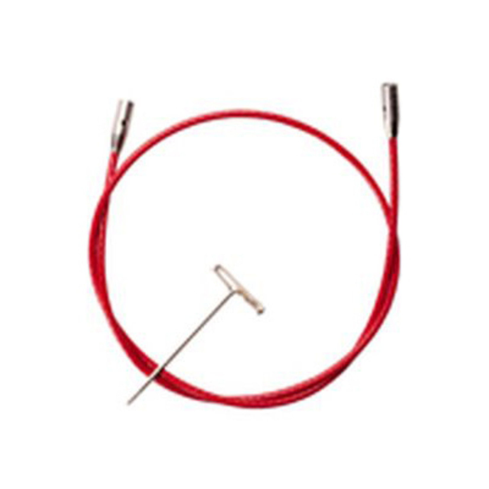Chiaogoo Chiaogoo Twist Red Cable LARGE