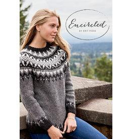 Knit Picks Encircled - Knit Picks - Knitted Pullover Patterns