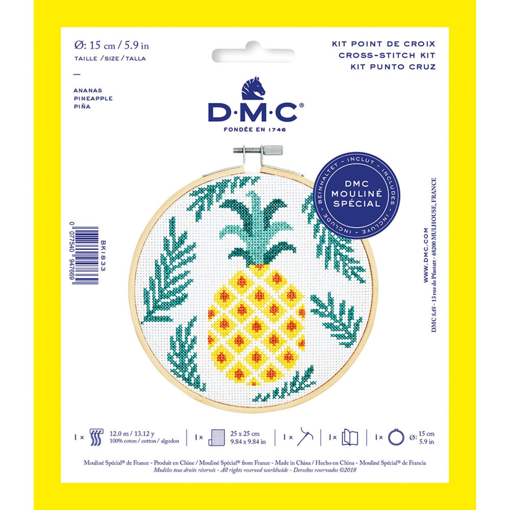 DMC Cross-Stitch Kits