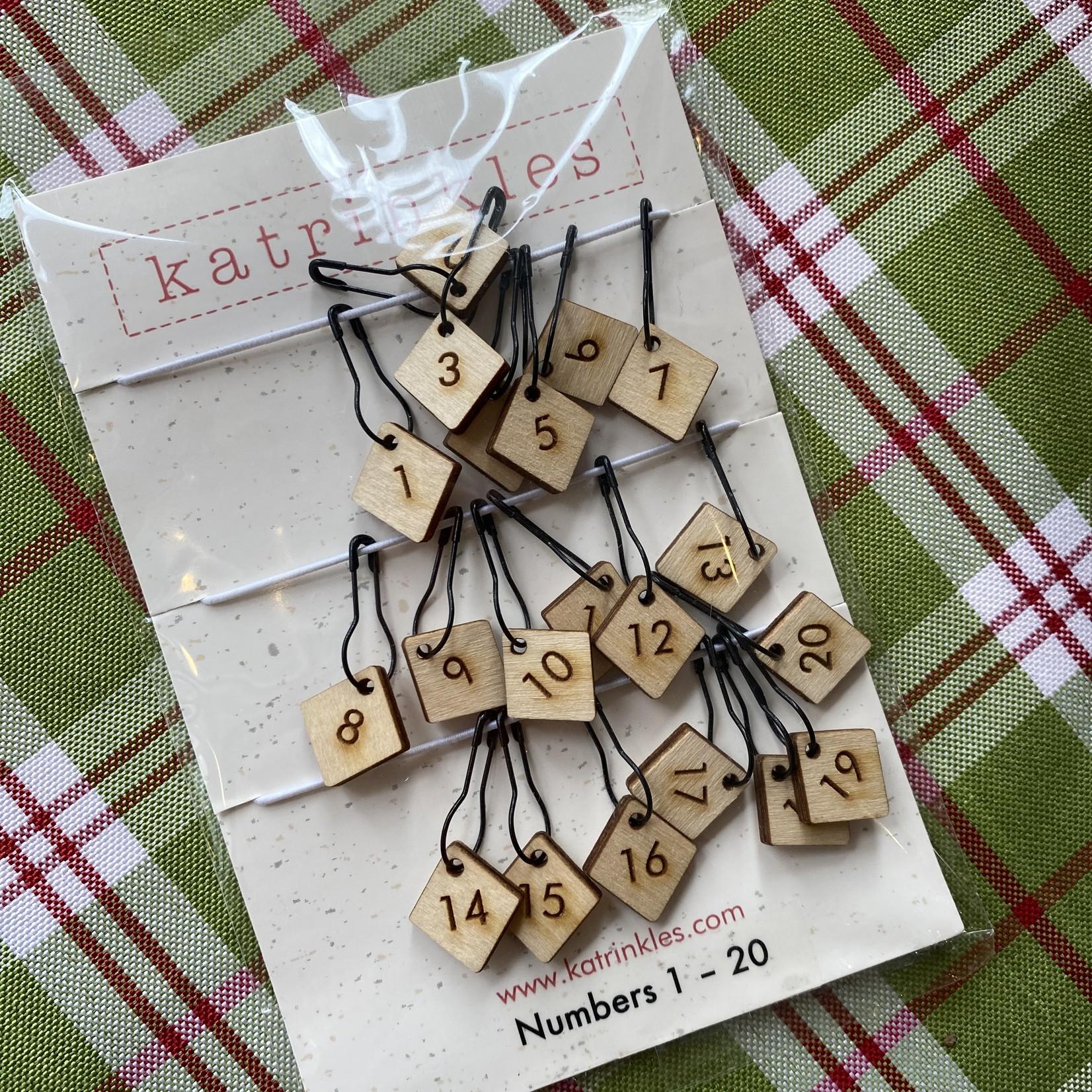Katrinkles Katrinkles - Stitch Markers