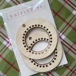 Katrinkles Katrinkles - Stitchable Ornament