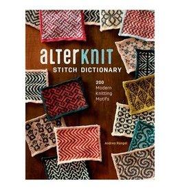 Alterknit Stitch Dictionary - Andrea Rangel