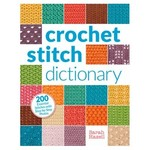 Estelle Crochet Stitch Dictionary - Sarah Hazell