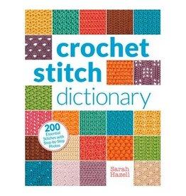 Crochet Stitch Dictionary - Sarah Hazell