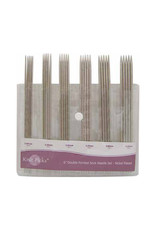 Knit Picks Knit Pick Nickel-Plated DPN Kit