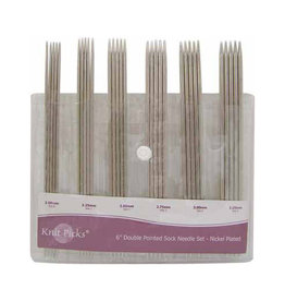 Knit Picks Knit Pick Nickel-Plated DPN Kit