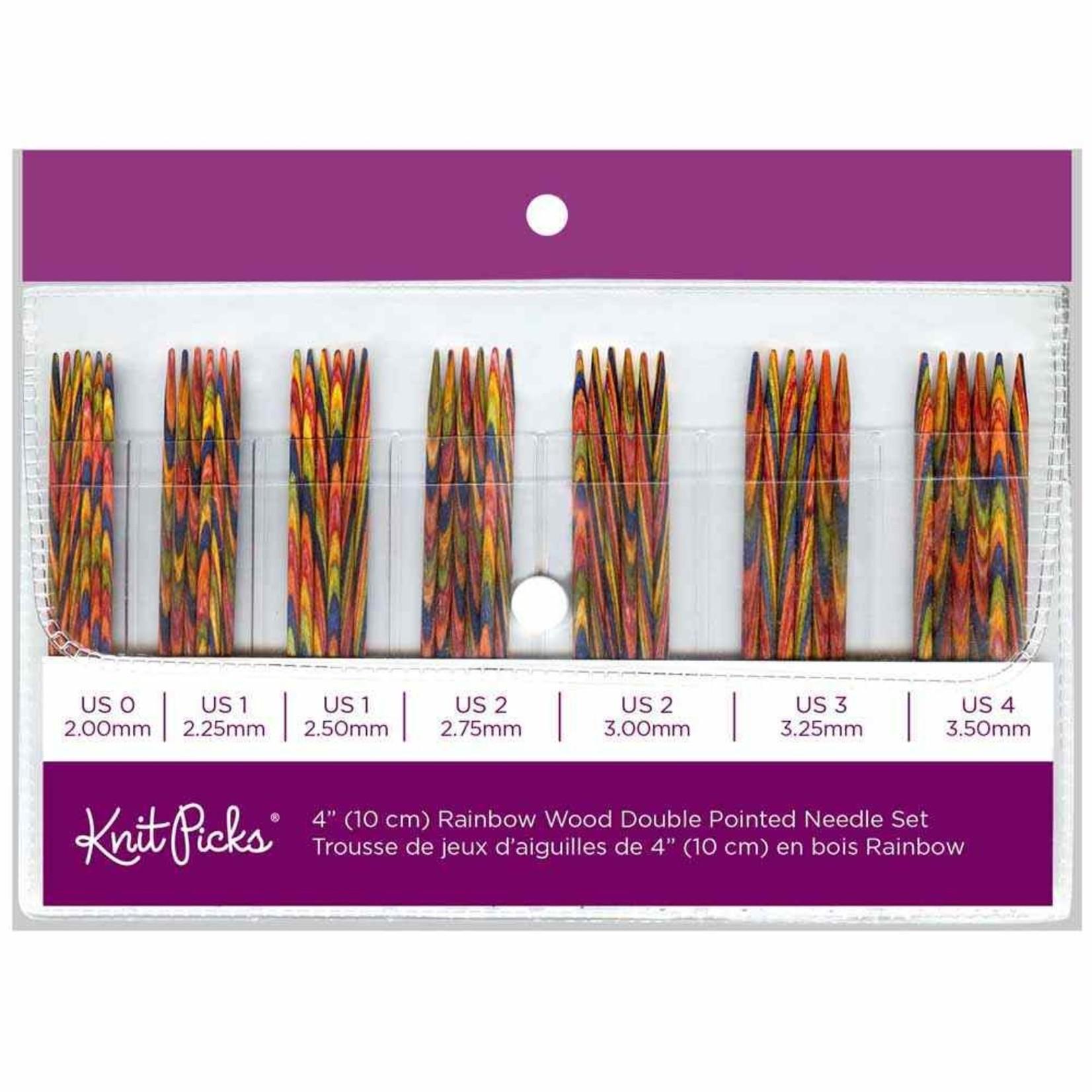 Knit Picks Knit Picks Rainbow DPN 5'' Kit