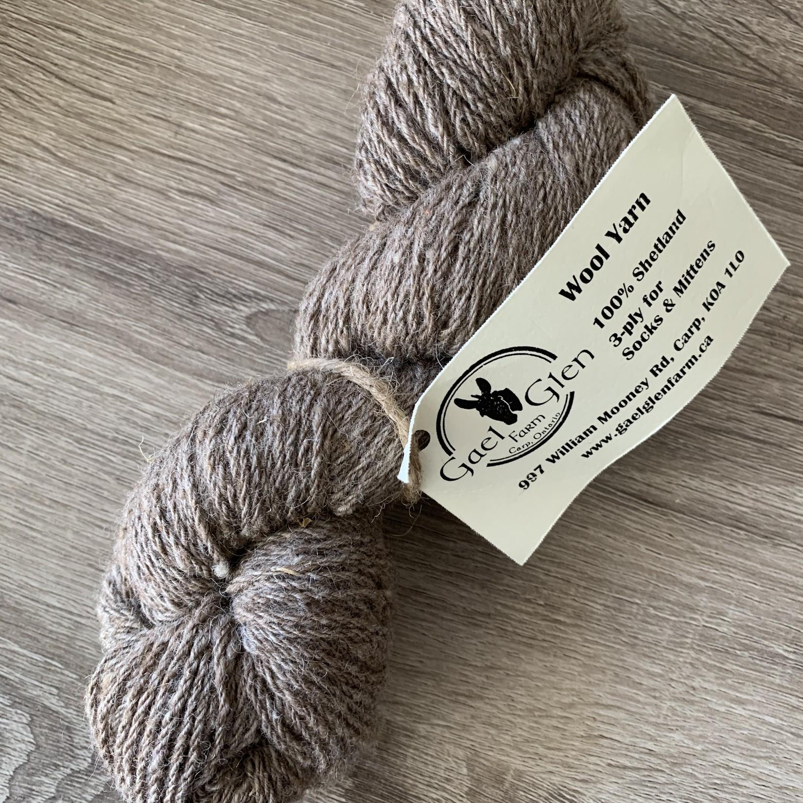 Gael Glen Farms - Canadian Shetland Wool