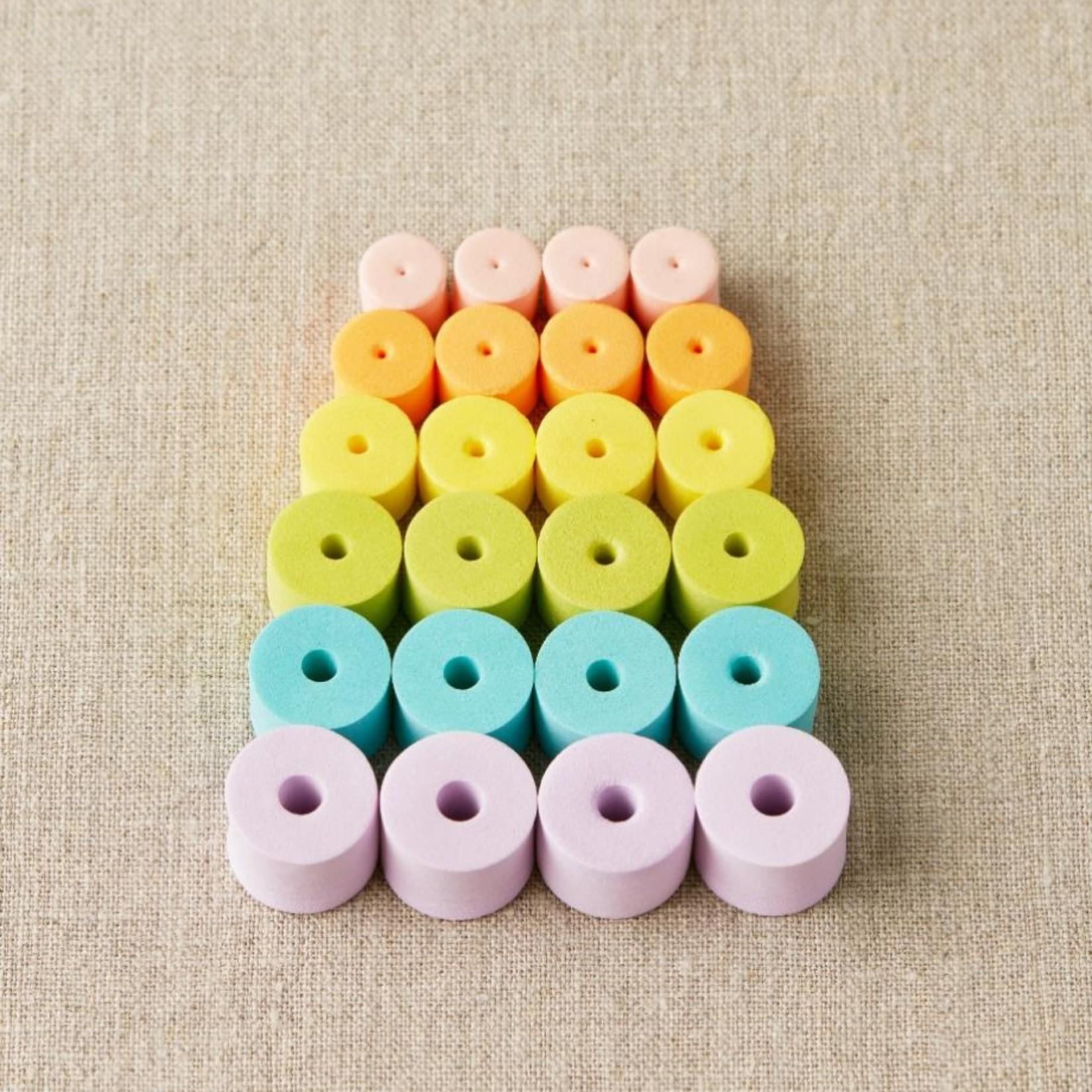Cocoknits Cocoknits - Stoppeurs de mailles colorés
