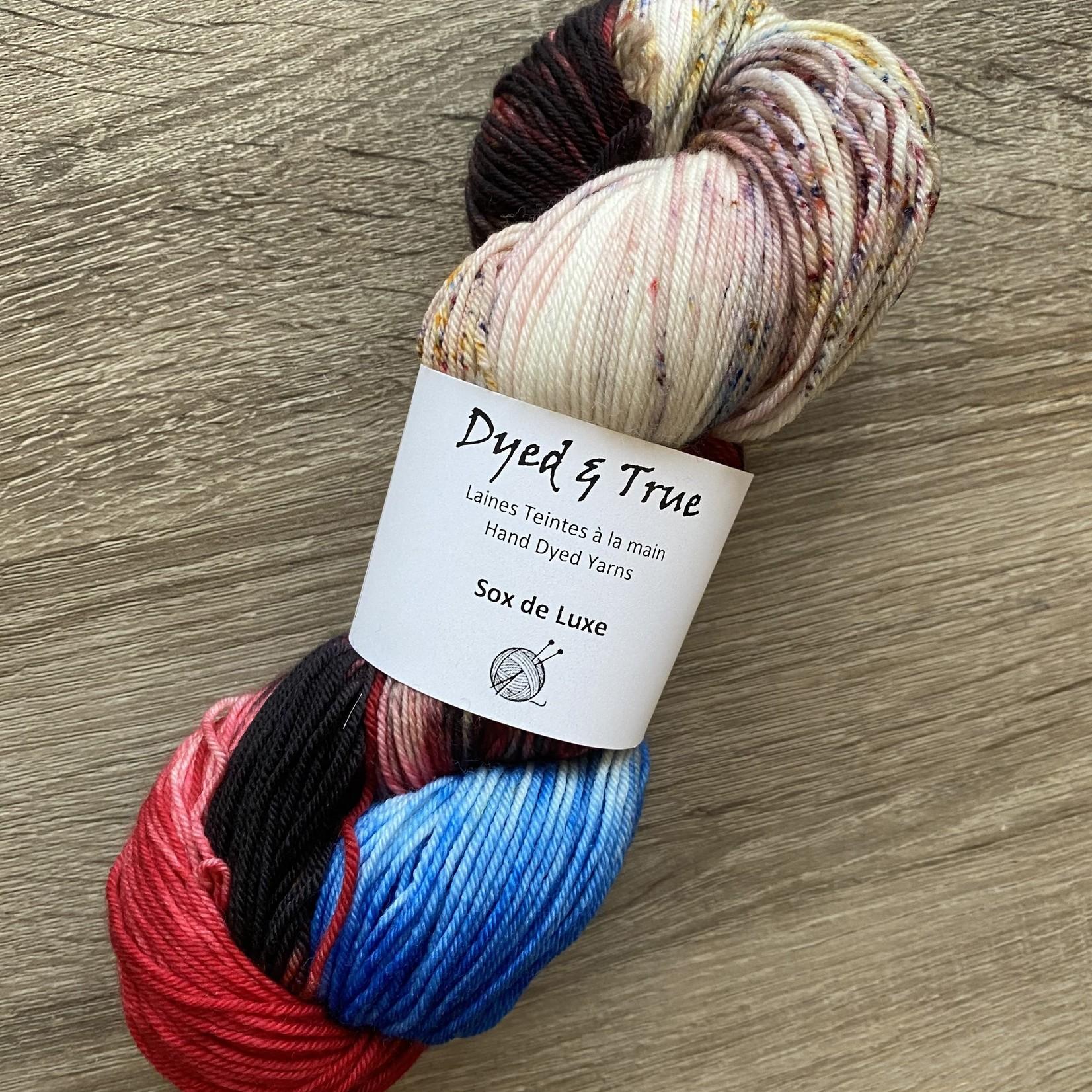 Dyed & True Dyed & True - Sox De Luxe