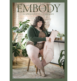 PomPom PREORDER // Embody : Capsule Collection to Knit and Sew