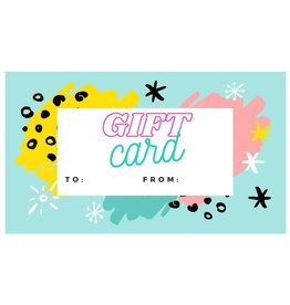 Gift Card - 50$
