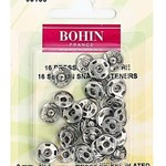 Bohin Boutons-pression 9mm (16pcs)