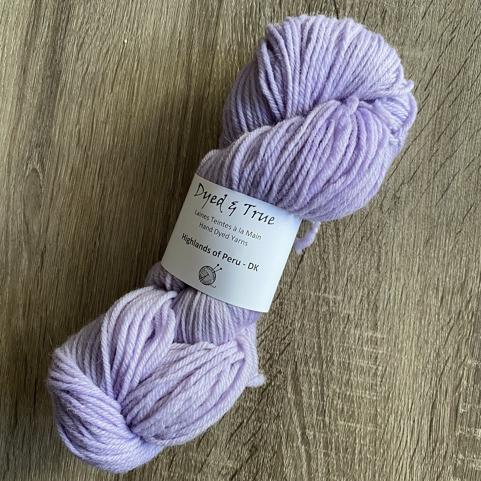 Dyed & True Dyed & True - Highland Worsted
