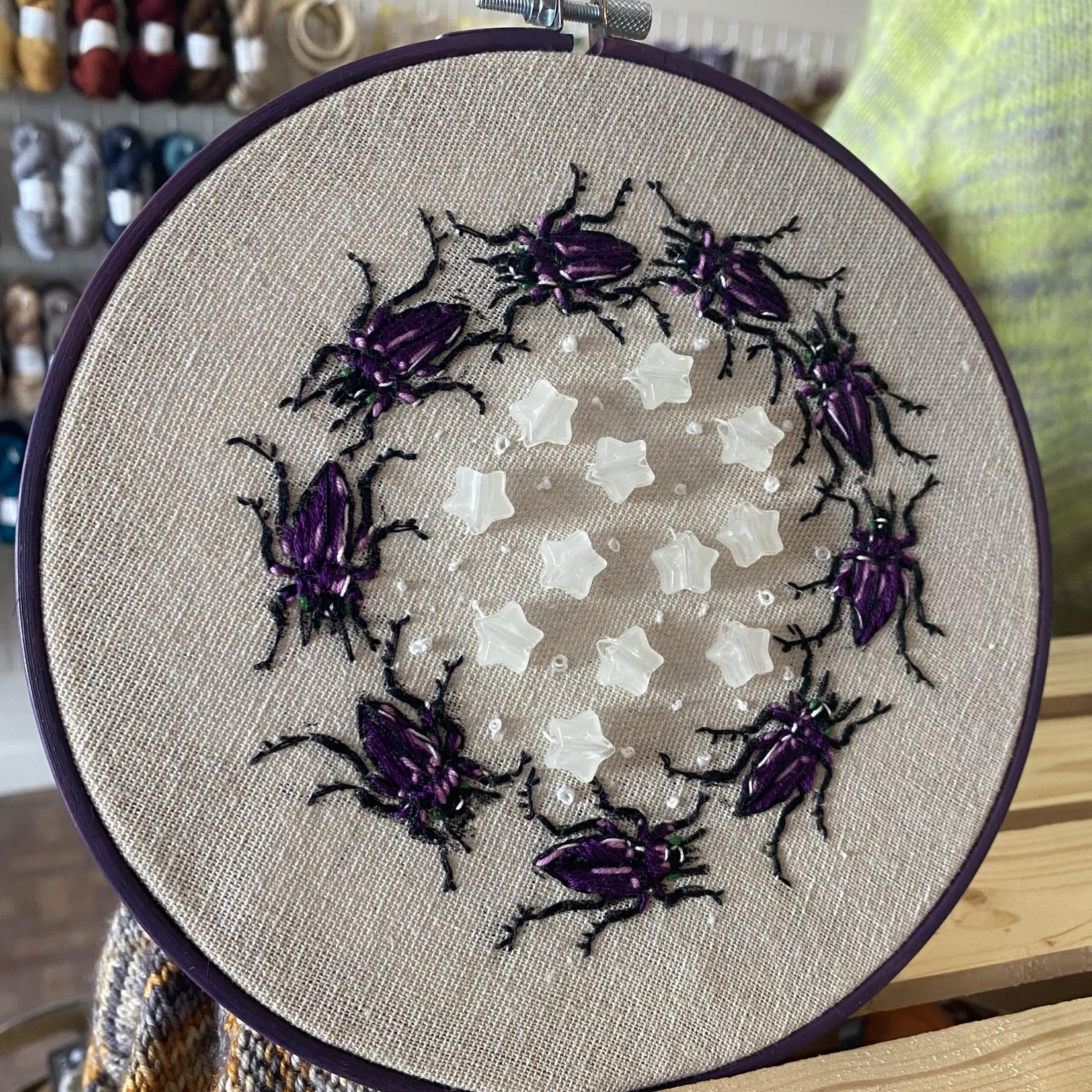 Elissa Baltzer Elissa Baltzer - Art Experimenter Embroidery