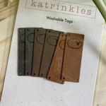 Katrinkles Katrinkles - Sheep Foldover Tags