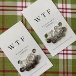 Wonder Twin Fiberarts WTF - marqueurs de mailles