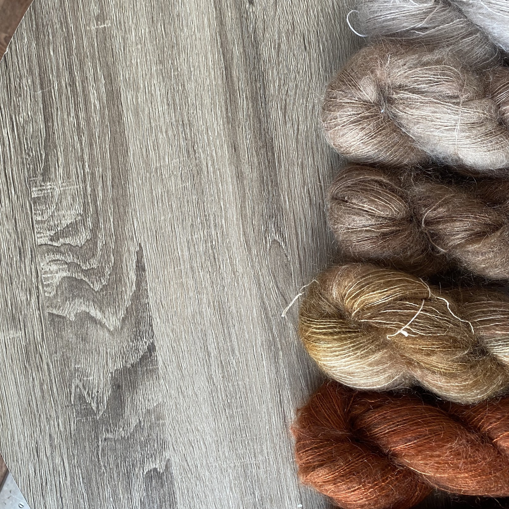 Dyed & True Dyed & True - Lush Mohair