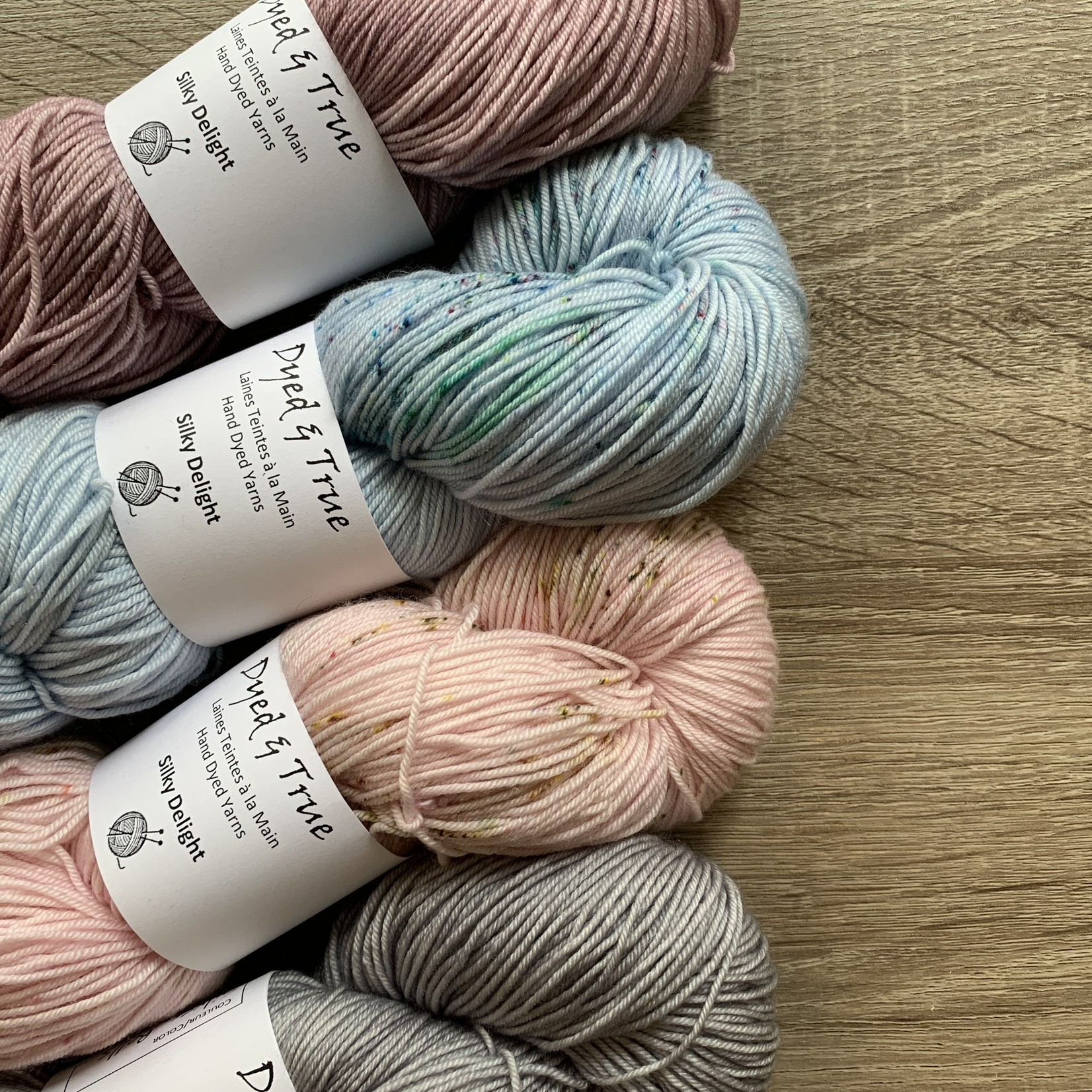 Dyed & True Dyed & True - Silky Delight