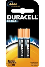 Duracell Inst. Duracell AAAA-Battery 2 Pack