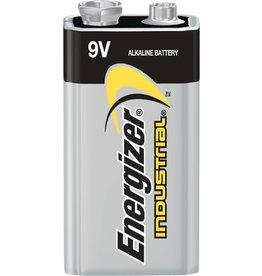 Energizer Inst. Energizer Industrial 9V-Battery 12 Pack