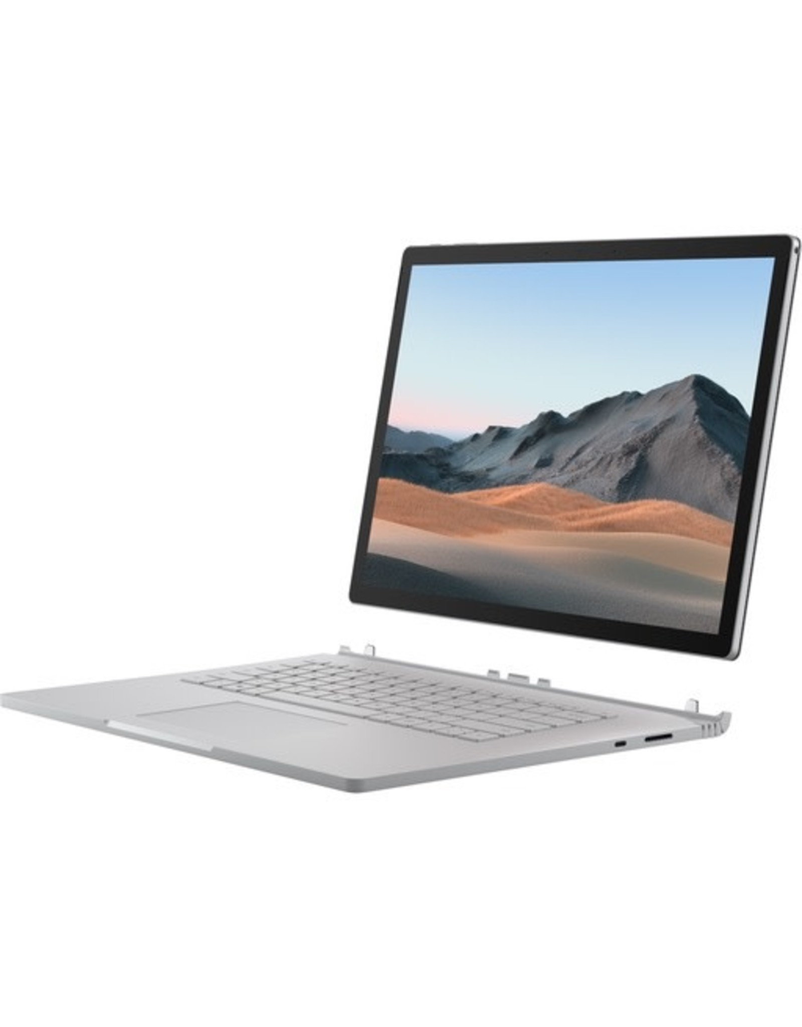 "Microsoft Inst. (Elite) Microsoft Surface Book 3: 15"" i7/32GB/512GB GPU - Platinum + 4 Yr Warranty"