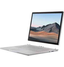"""Microsoft Inst. (Elite) Microsoft Surface Book 3: 15"""" i7/32GB/512GB GPU - Platinum + 4 Yr Warranty"""