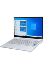 """Samsung Samsung Galaxy Book Flex 13.3"""" 2-in-1 i7-10510U/16GB/512GB SSD - Royal Silver"""