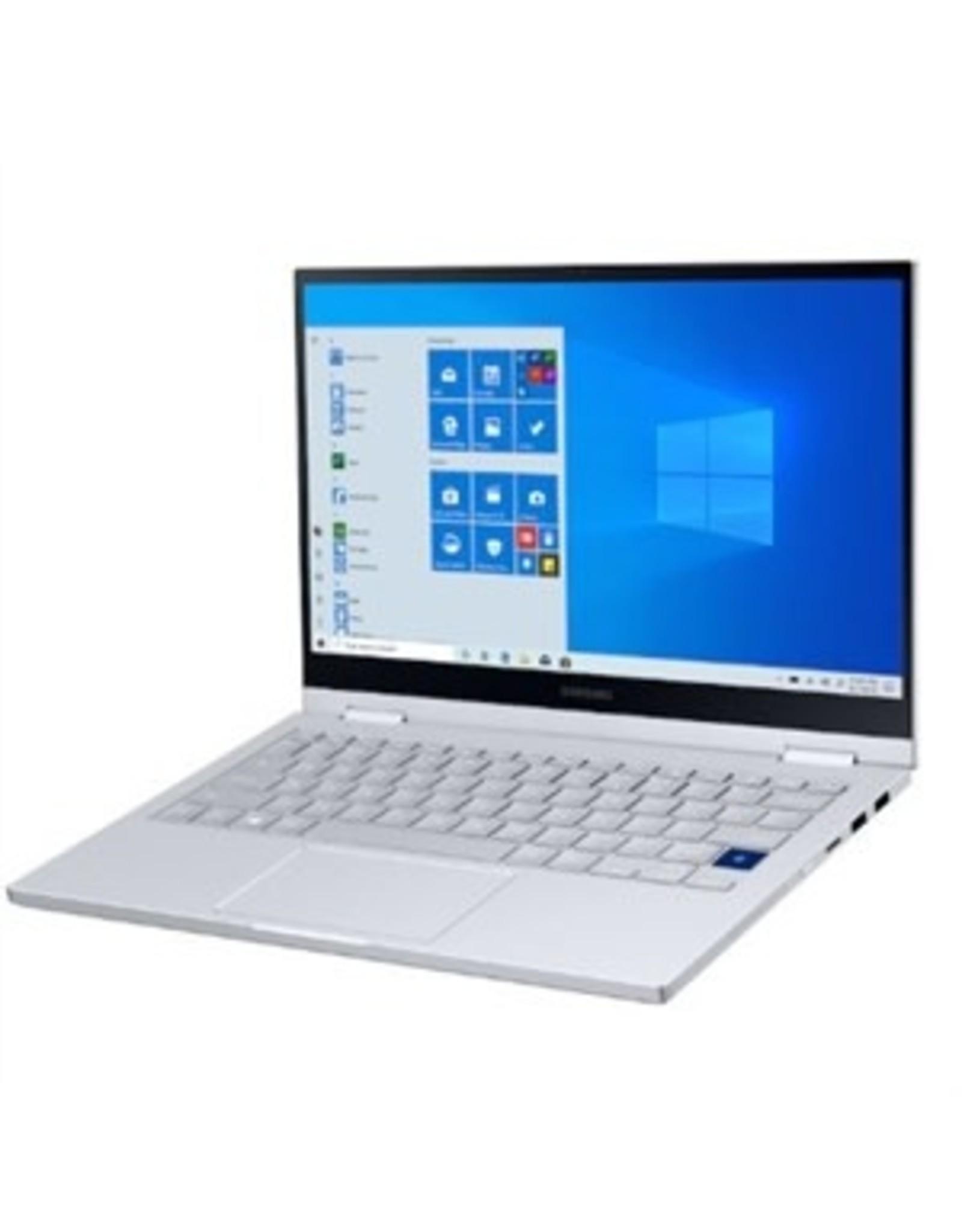 """Samsung Samsung Galaxy Book Flex 13.3"""" 2-in-1 i7-10510U/8GB/512GB SSD - Royal Silver"""