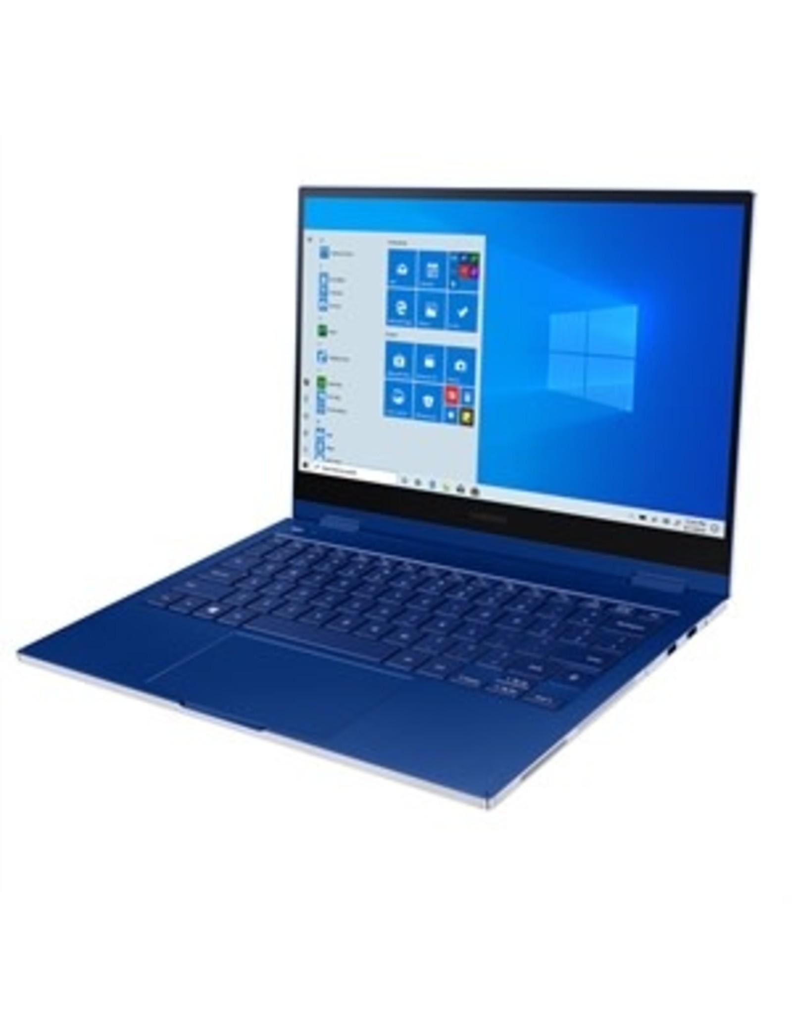 """Samsung Samsung Galaxy Book Flex 15.6"""" 2-in-1 i7-1065G7/16GB/512GB SSD - Royal Blue"""