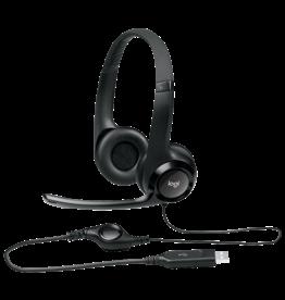 Logitech Inst. Logitech H390 USB Headset
