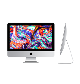 Apple Inst. (Elite) 21.5-inch iMac with Retina 4K Display and 3-Year AppleCare+