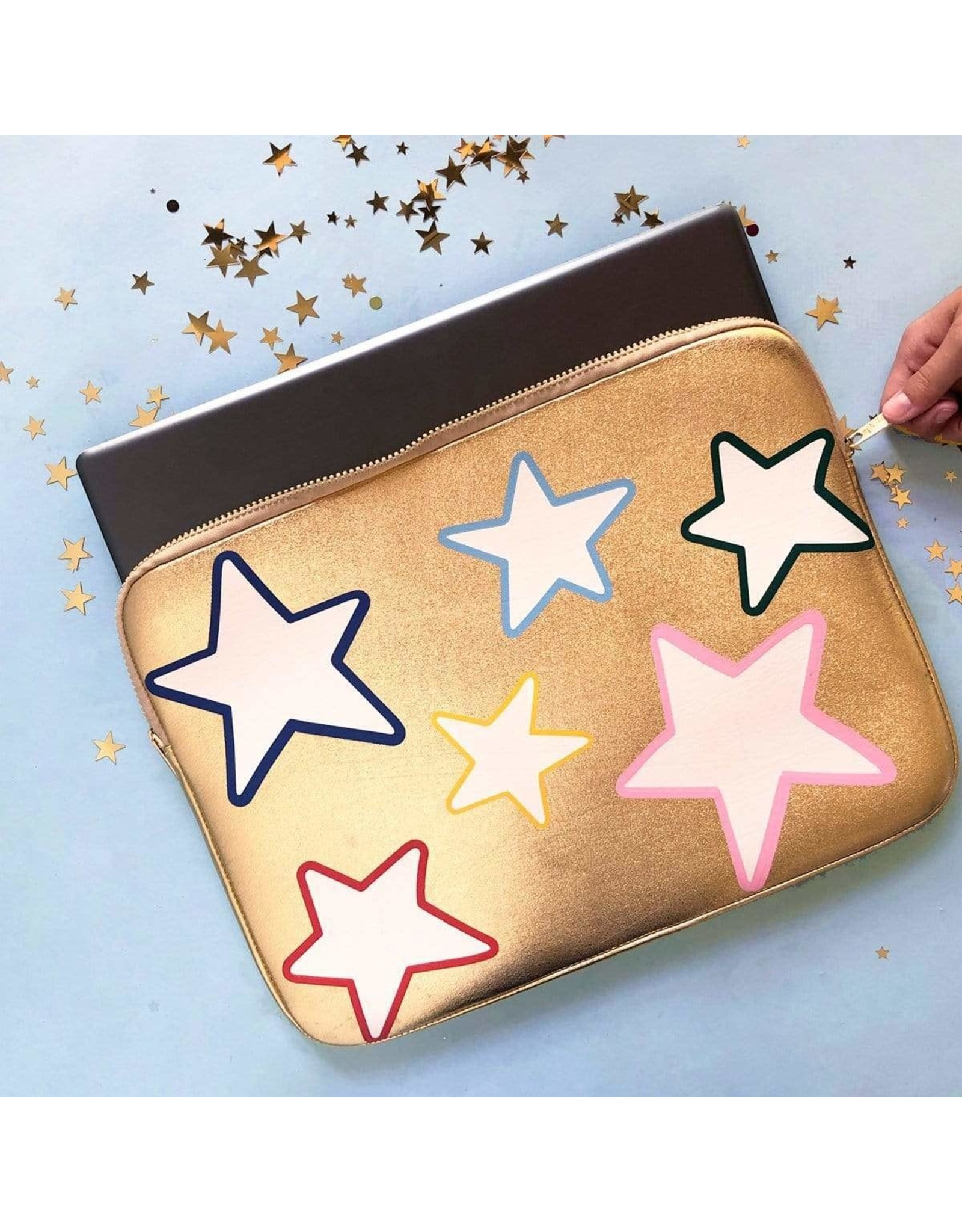 Packed Party Oh My Stars Laptop Case