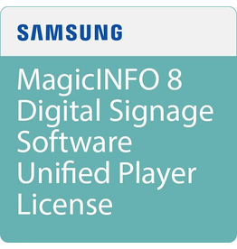 Samsung Inst. MagicInfo Player - Unified License