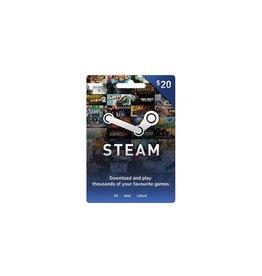 Steam Card $20