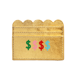 Packed Party Fun Money Card Holder Keychain
