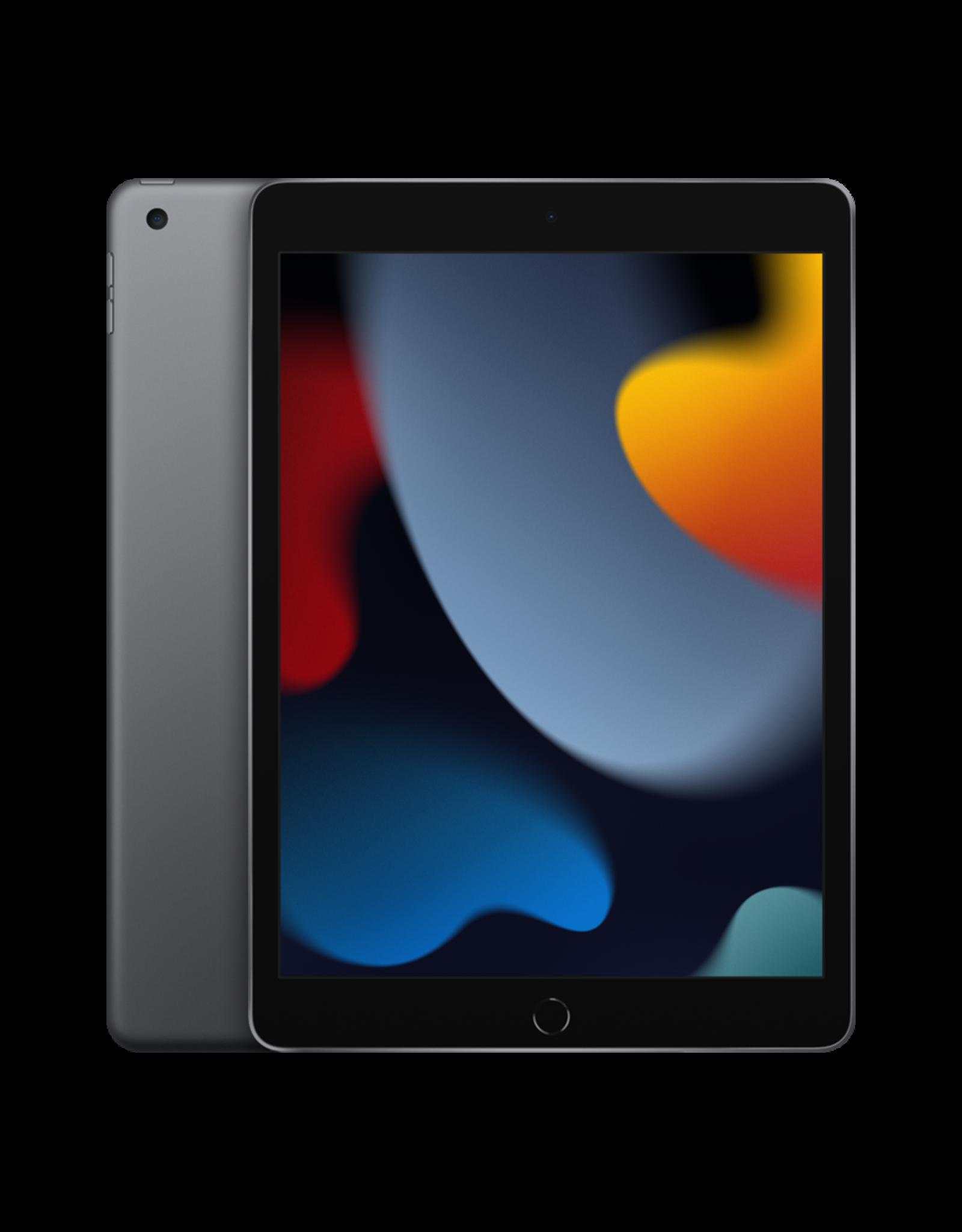 Apple Inst. (Standard) 10.2-inch iPad Wi-Fi 64GB - Space Gray & AppleCare+