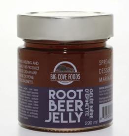 Big Cove Foods Root Beer Jelly