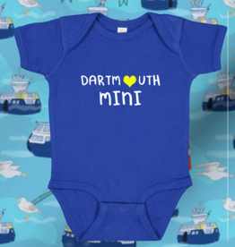 Pip + Daisy Dartmouth Mini Onesie - 12 Month