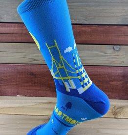 The Trainyard General Store Dartmouth Socks