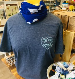 The Trainyard General Store You Are Loved Collaboration Shirt