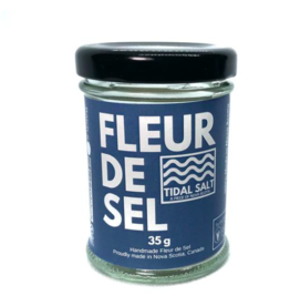 Tidal Salt Fleur de Sel Sea Salt