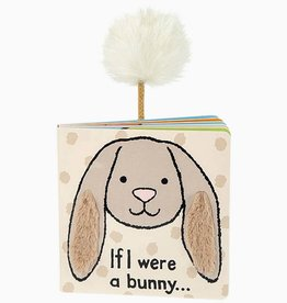 Jelly Cat JC If I Were A Bunny book