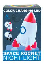 Iscream Space Rocket Night Light