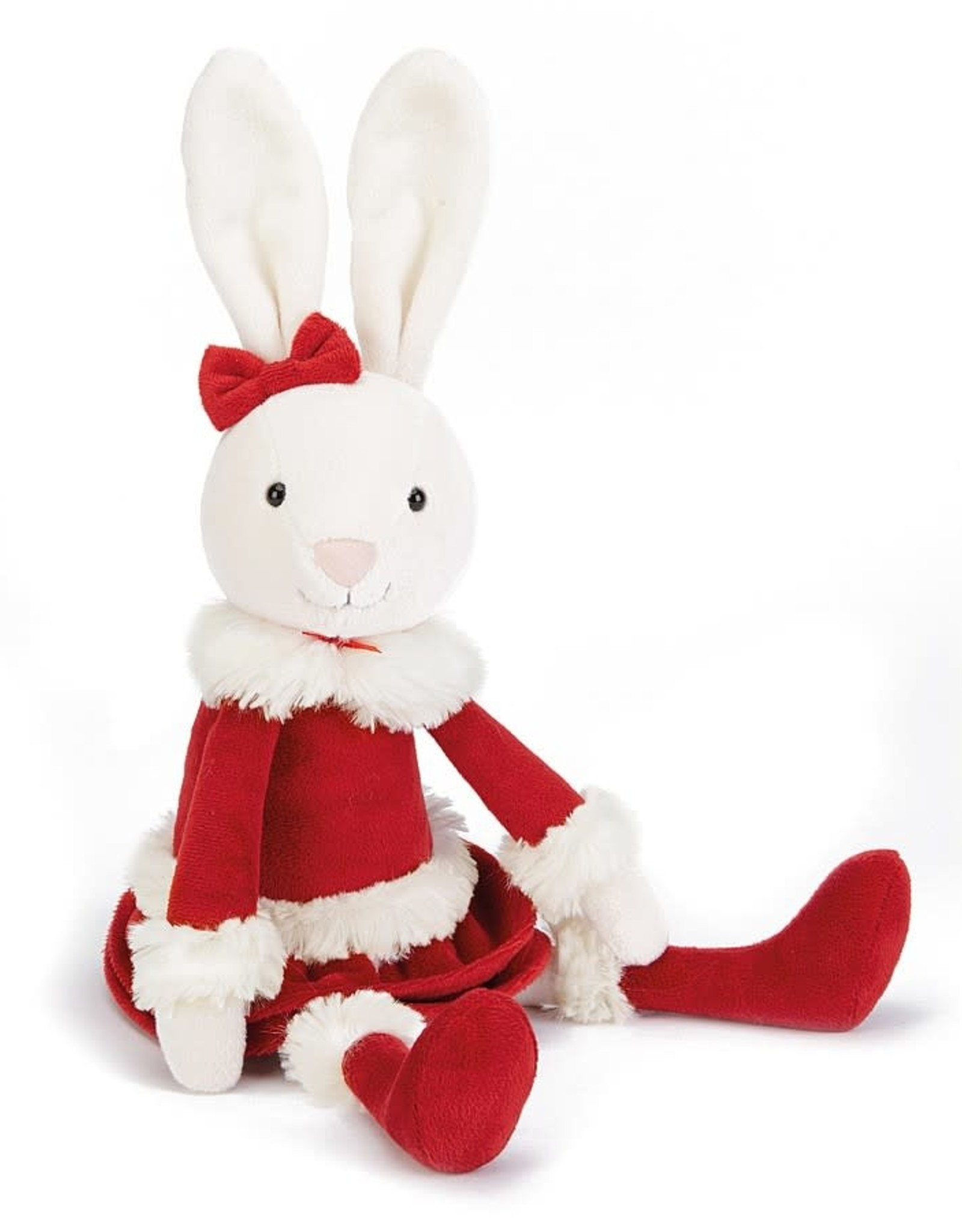Jellycat Christmas Bitsy Bunny small
